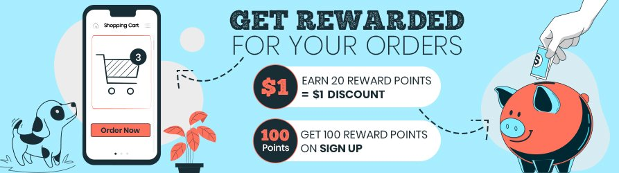 Get Rewards For Your Orders