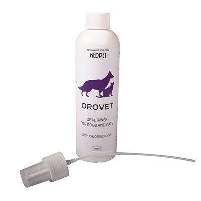 Orovet Oral Rinse for Pet Health Care