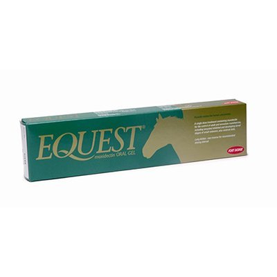 Equest Gel Horse Wormer for Horse