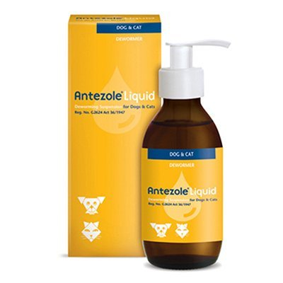 Antezole Liquid for Cat Supplies