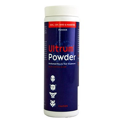 Ultrum Flea & Tick Powder for Dog Supplies