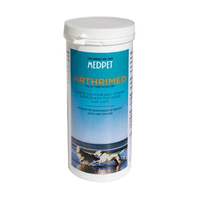 Arthrimed Joint Supplement Tablets for Dog Supplies