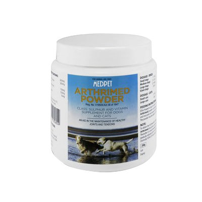 Arthrimed Joint Health Powder  for Dog Supplies
