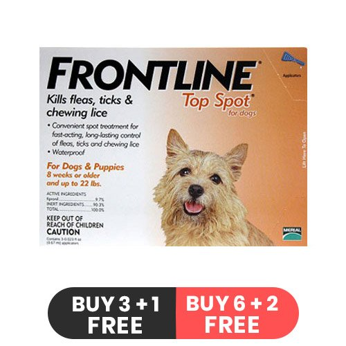 Frontline Top Spot for Dog Supplies