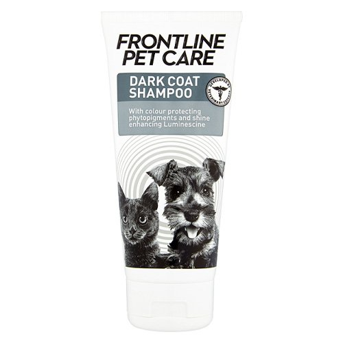 Frontline Pet Care Dark Coat Shampoo for Dogs & Cats