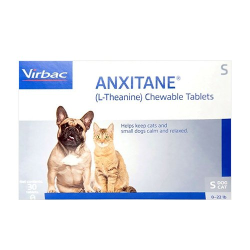 Anxitane Chewable Tablets for Dog Supplies