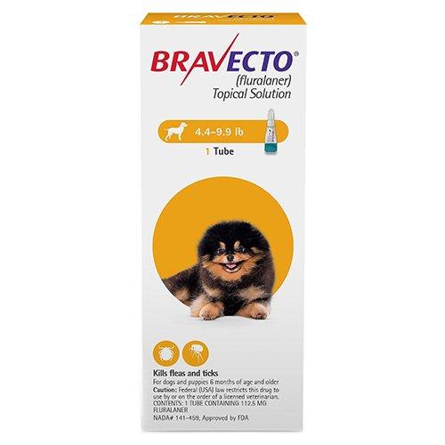 Bravecto Topical for Dog Supplies
