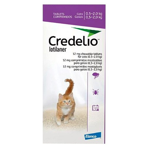 Credelio for Cats (12mg)