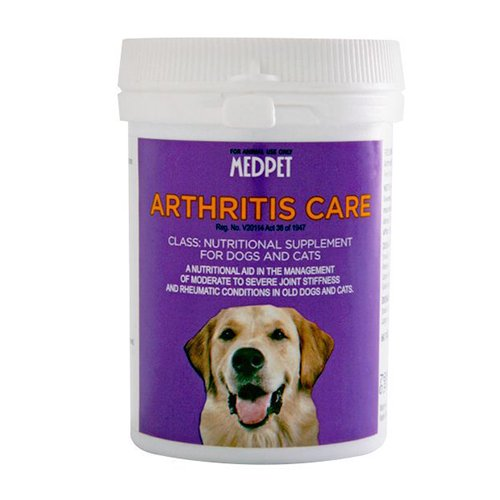 Arthritis Care Tablets for Dog Supplies
