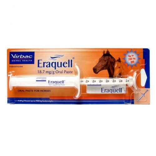 Eraquell for horses Wormer Paste 7.49 gm