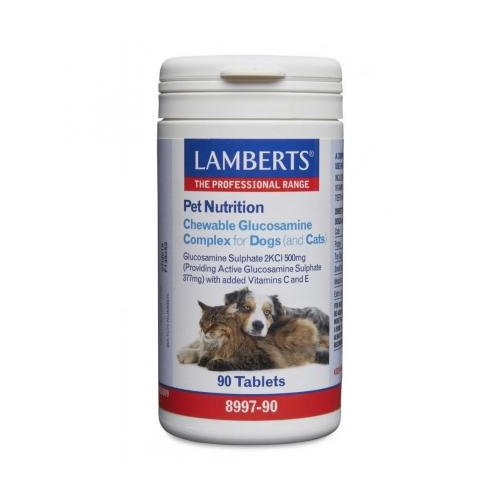 Lamberts Glucosamine Complex for Dogs & Cats for Pet Health Care