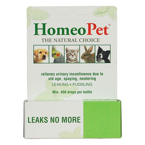HP Leaks No More for Dogs & Cats