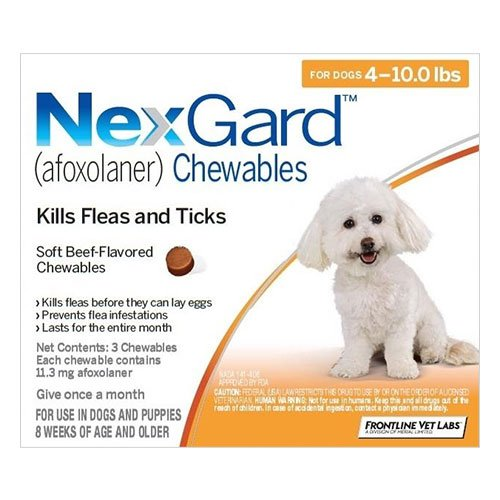 Nexgard for Dog Supplies