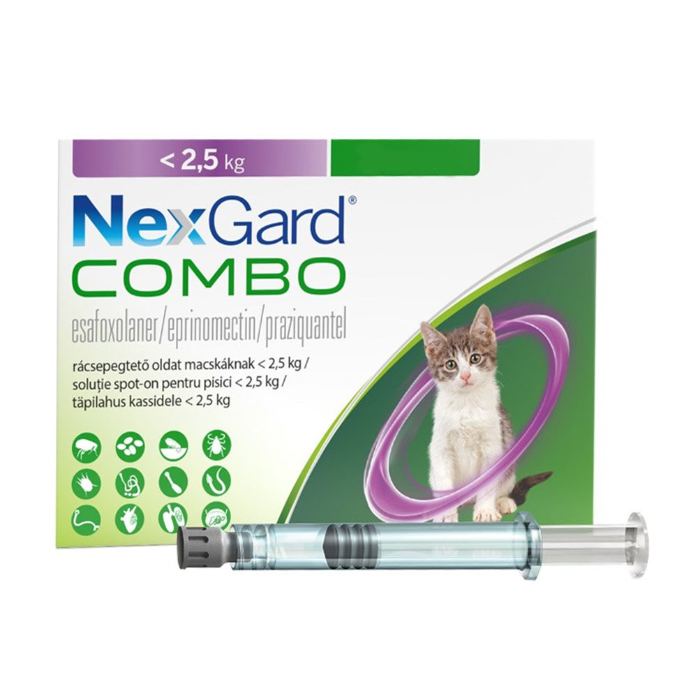 Nexgard Combo For Cats for Cat Supplies