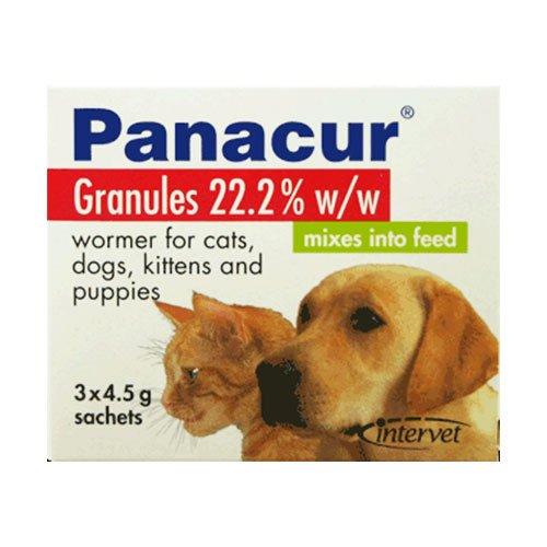 Panacur Granules 4.5 gm