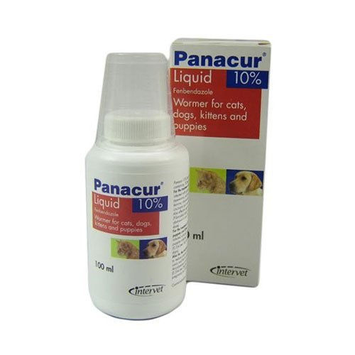 Panacur Oral Suspension for Dogs/Cats