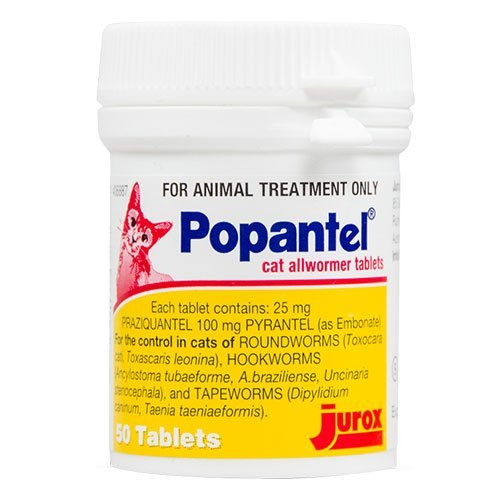 Popantel for Cat Supplies