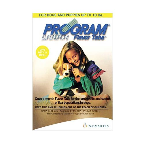 Program Tablets for Dog Supplies