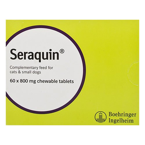 Seraquin for Dogs for Dog Supplies