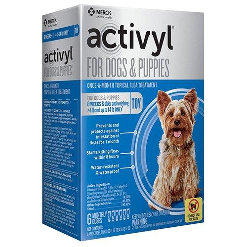 Activyl for Dog Supplies