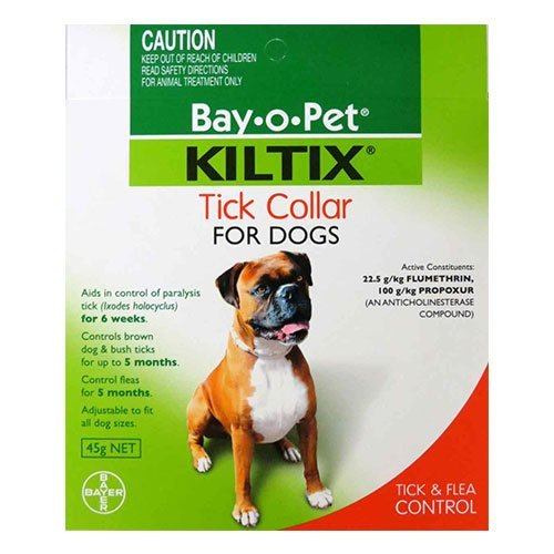 Bay-O-Pet Kiltix Collar   for Dog Supplies