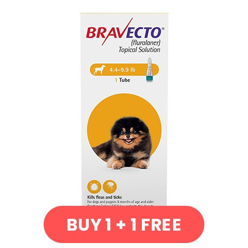 Bravecto-Topical-Solution-for-Dogs-4.4-9.9-lbs-of
