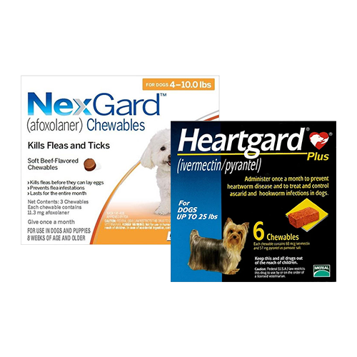 Nexgard-HeartgardPlus