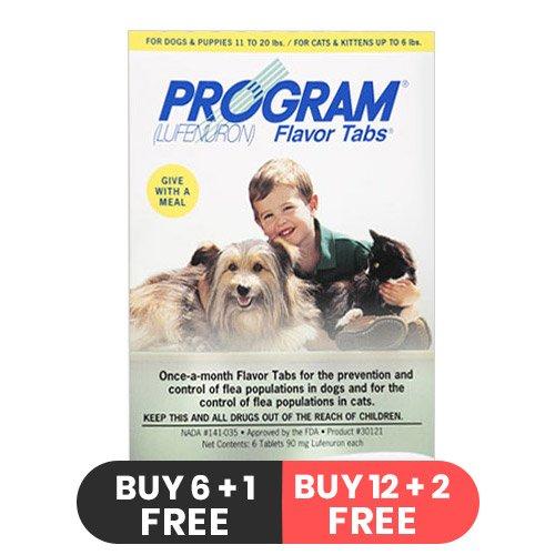 Program Tablets for Dog Supplies