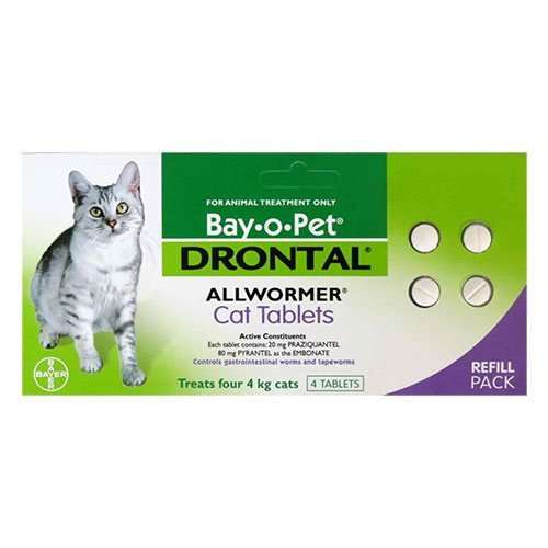 Drontal for Cat Supplies