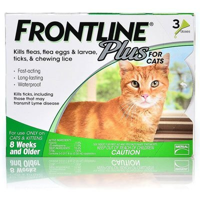 Frontline Plus for Cat Supplies