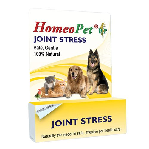 HomeoPet Joint Stress for Dogs & Cats for Homeopathic