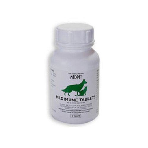 Medimune Nutritional Tablets for Cats & Dogs for Dogs & Cats
