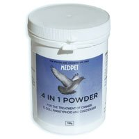 MEDPET 4 IN 1 for Bird Supplies