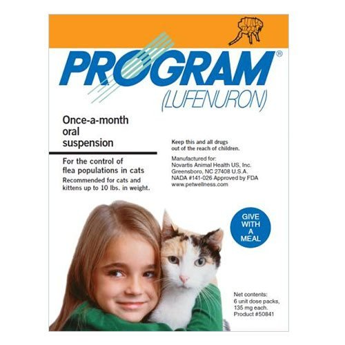Program for Cat Supplies